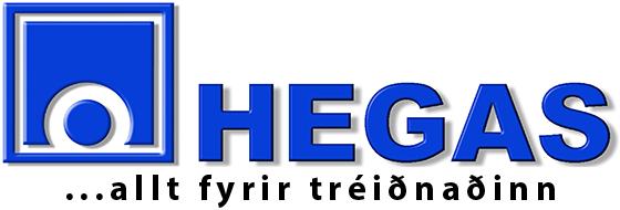 Hegas logo