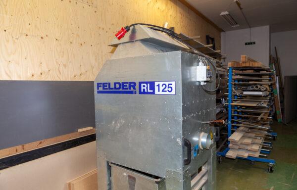 Felder RL 125 sogkerfi
